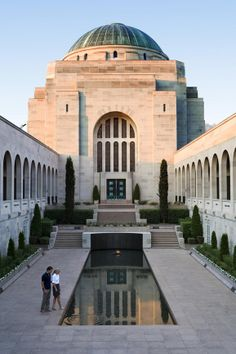 Australian War Memorial, Canberra. In November 1997, then Australian Governor-General Sir William Deane formally proclaimed November 11 Remembrance Day and urged all Australians to observe one minute's silence at the 11th hour of the 11th day of the 11th month each year to remember those who died or suffered for Australia's cause in all wars and armed conflicts.