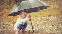 Image result for laughing in the rain
