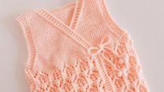Knitting Videos, Baby Knitting Patterns, Baby Patterns, Crochet Bebe, Baby Wearing, Grandchildren, Baby Dress, Lana, Sweaters