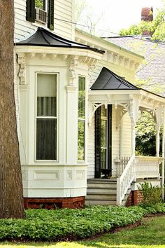 Olive Out: Southern Porches