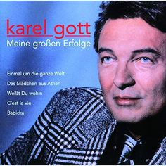 Karel Gott war ein tschechischer Sänger und Komponist: Die goldene Stimme aus Prag. Ausgesuchte Schallplatten-Schätze – Li | te | ra || tour*s Bushido, Romeo Und Julia, Karel Gott, Rest In Peace, Wicked, Movies, Movie Posters, Fictional Characters, Movie