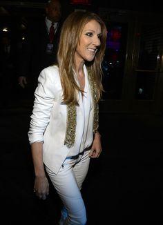 50 photos de l'évolution du style de Céline Dion