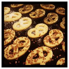 Covrigei de casa - Retete culinare by Teo's Kitchen Food, Desserts, Meal, Essen, Hoods, Meals, Eten