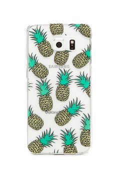 Pineapple Case for Samsung S6: $6.90