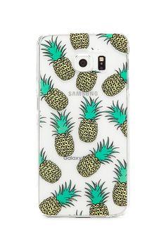 Pineapple Case for Samsung S6: $6.90
