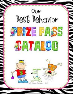Kindergarten & First Grade Fever!: My Prize Pass Catalog with Polka Dots & a Kohls Discount Code!