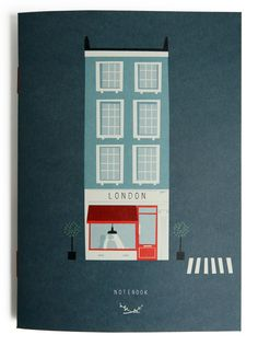 the london edition notebooks pleased to meet