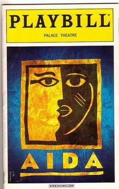 Aida with Adam Pascal