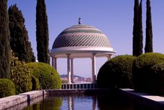 Botanical and Historical Gardens at La Concepción, on the outskirts of Malaga.