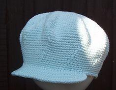 Ravelry: 29-210-23 Casquette pattern by Pierrot (Gosyo Co., Ltd)