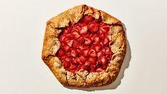 Strawberry–Graham Galette Recipe | Bon Appetit