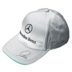 Mercedes AMG Petronas Merchandise. This Mercedes AMG 2013 Lewis Hamilton  cap is part of the fe72e9b2960