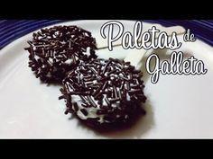 Haz ricas paletas de Galleta Oreo  ❤ | Súper Fácil!!