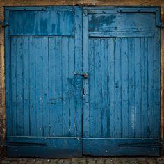 One Of Many Great Doors In Edinburgh.