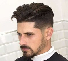 New Haircuts For Men javi_thebarber__and+high+fade+haircutjavi_thebarber__and+high+fade+haircut Mens Modern Hairstyles, Hipster Hairstyles, Cool Hairstyles For Men, Hairstyles Haircuts, Medium Hairstyles, Stylish Hairstyles, Modern Haircuts, Trending Hairstyles, Celebrity Hairstyles