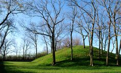 Indian Mounds, nationwide