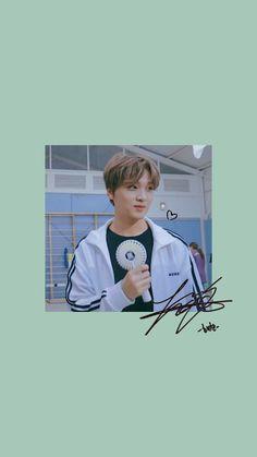 Dream Wall, Dream Boy, Wallpaper Wa, Iphone Wallpaper, Kpop Backgrounds, Love Blue, Cute Cartoon Wallpapers, Boyfriend Material, Nct Dream