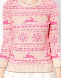 Great Plains Future Fairisle Jumper BNWT Designer Womens Knitwear Clothing