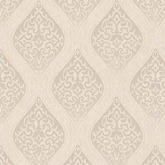 Graham & Brown Labyrinth Wallpaper ($75) via Polyvore