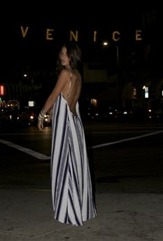 Scoop Back Maxi | FLYNN SKYE | My Style | Pinterest | Summer ...