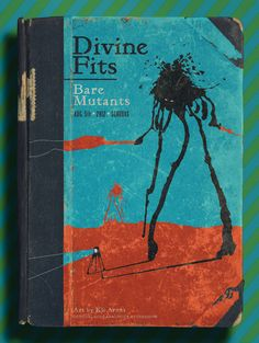 Divine Fits and Bare Mutants poster by Kii Arens