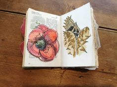 Stitch and watercolour