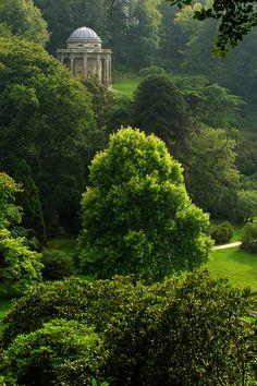 Stourhead gardens  National Trust, Wiltshire