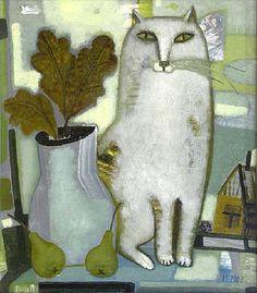 Cat  Tatyana Gorshunova