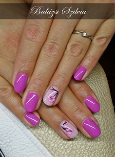 Coffin Nails Matte, Easy Nail Art, Make Up, Nail Art, Fingernail Designs, Purple Nail, Manicure, Makeup, Beauty Makeup
