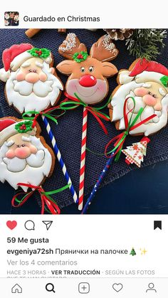 Learn how to make easy and fun Christmas treats for kids to make - sugar cookies! These recipes are super easy to make and will make the perfect holiday desserts over the festive season! Easy Christmas Treats, Christmas Sugar Cookies, Christmas Cupcakes, Christmas Sweets, Christmas Cooking, Noel Christmas, Christmas Goodies, Holiday Cookies, Holiday Desserts