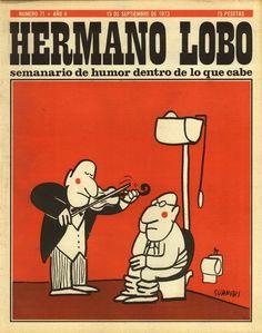 Construccion Time Again: HERMANO LOBO 71- 1973