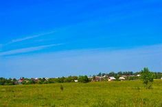 https://flic.kr/p/HjXdN4   Spring landscape. Fine morning in the village.