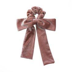 6951b560b9fd Velvet Bow Scrunchie Jen Atkin Chloe + Isabel by nikscandi Buy 2