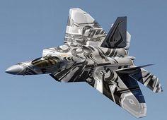 Starscream in flight circa 2007