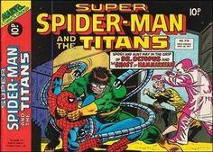 Super Spider-Man and the Titans Vol 1 216
