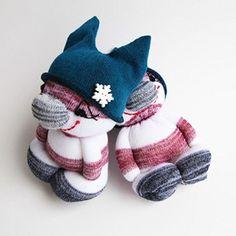 Skříteček pro štěstí. č.1371 Baby Shoes, Gloves, Winter, Kids, Winter Time, Young Children, Boys, Baby Boy Shoes, Children