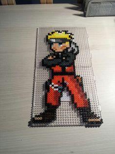 Naruto - Naruto Shippuden - Hama Beads