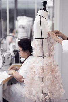 #Dior #hautecouture Spring 2018.