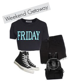 """weekend getaway"" by jinx-underwood on Polyvore featuring rag & bone/JEAN, Alberta Ferretti and Converse"