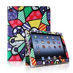 Fancy - Folio Case Cover for iPad 4th Generation With Retina Display