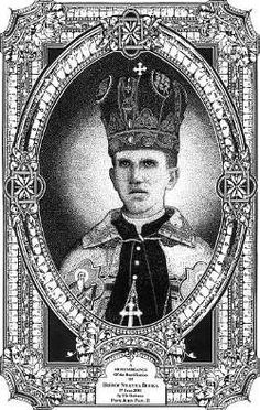 Bl. Gregory Khomyshyn, Roman Catholic Priest and Martyr. Arrested for his faith in 1939. Arrested again in April 1945; deported to Kiev, Ukraine. Died in prison. One of the Martyrs Killed Under Communist Regimes in Eastern Europe Feastday January 17