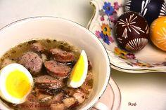 R'n'G Kitchen: Zupa chrzanowa