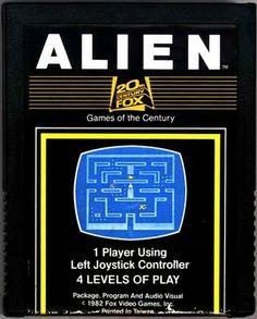 alien atari 2600 - Google Search