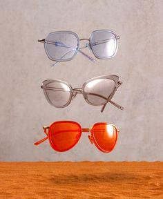 KAIBOSH   Psykaidelic tinted eyewear. Now available at www.kaibosh.com Fear And Loathing, The Big Lebowski, Cat Eye Sunglasses, Eyewear, Lenses, Collection, Color, Eyeglasses, Colour