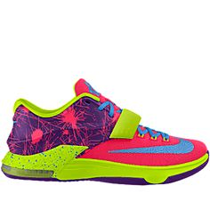 Kd 7 Shoes 2014 Red