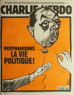 Charlie Hebdo - # 302 - 1er Avril 1998 - Couverture : Bernar