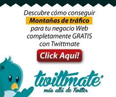Descubre como conseguir montañas de trafico web cualificado http://twittmate.com/socio/traficocualificadotwittmate