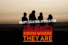 iMapp - find my friends regardless of the installed app, track mobile devices Android Secret Codes, Find My Friends, Get Directions, Track, Coding, App, Children, Phones, Number