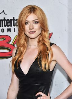Katherine McNamara Photos Photos: Entertainment Weekly Hosts Its Annual Comic-Con Party at FLOAT at the Hard Rock Hotel Katherine Mcnamara, Kat Mcnamara, Amy Johnson, New Hair Do, Gorgeous Redhead, Auburn Hair, Healthy Women, Young Models, Up Hairstyles