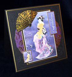 Haruyo Morita - Card 6 - Joanna Sheen Project